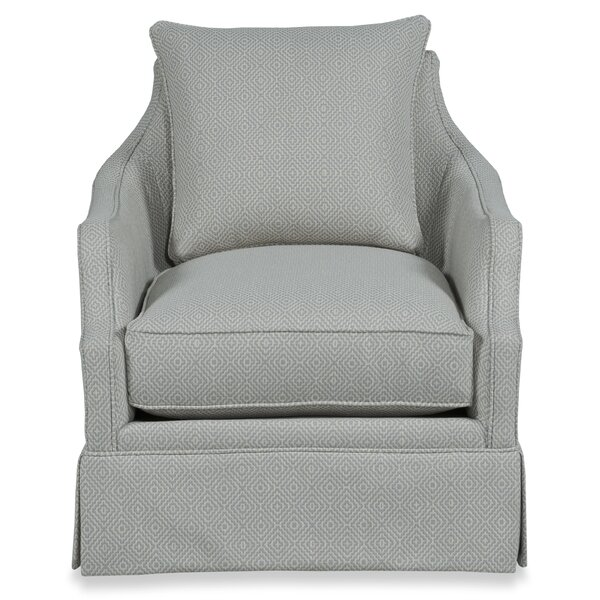 Walters Swivel Armchair by Fairfield Chair