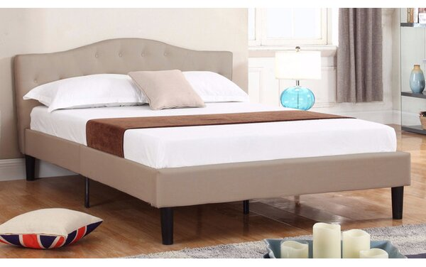Amirah Classic Deluxe Platform Bed by Winston Porter