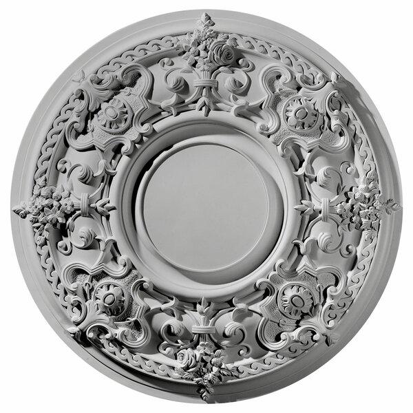 Jackson 32 3/4H x 32 3/4W x 2 1/2D Ceiling Medallion by Ekena Millwork