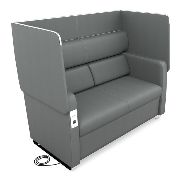 Fantastis Morph Series Soft Seating Loveseat Get The Deal! 40% Off