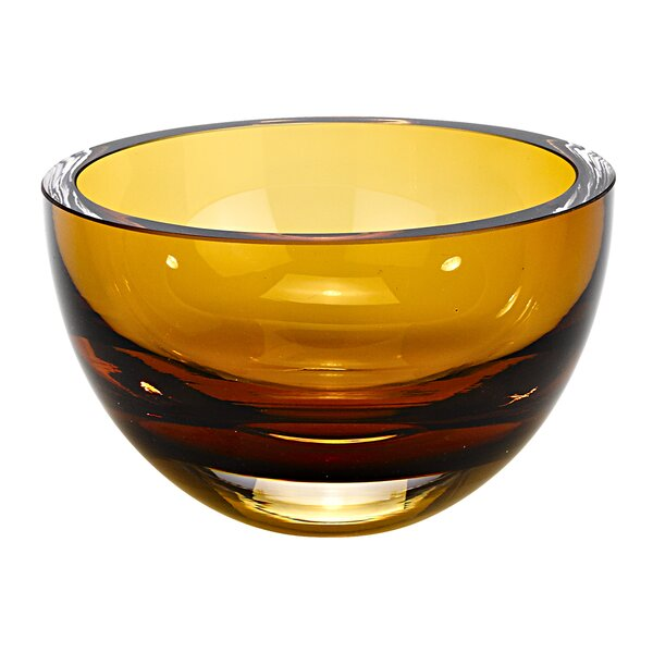 Penelope Cereal/Soup Bowl by Badash Crystal