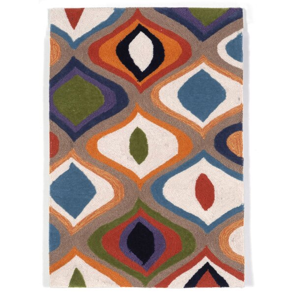 Lilly Multi Area Rug by Ebern Designs