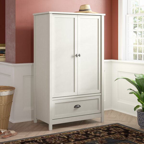 Rossford Armoire By Three Posts.