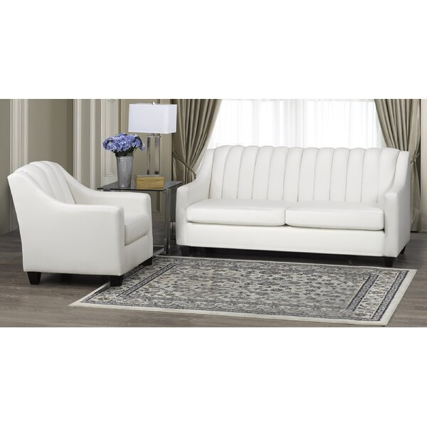 Clearance Conkling 2 Piece Living Room Set by Charlton Home by Charlton Home