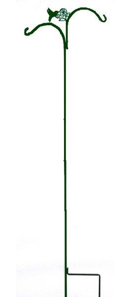 90 Hummingbird Crane Double Shepherd Hook (Set of 6) by Akerue Industries