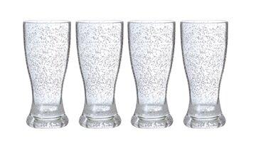12 Oz. Acrylic Bubble Pint Glass (Set of 4) by Chenco Inc.