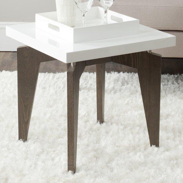 Josef Tray Top End Table By Corrigan Studio
