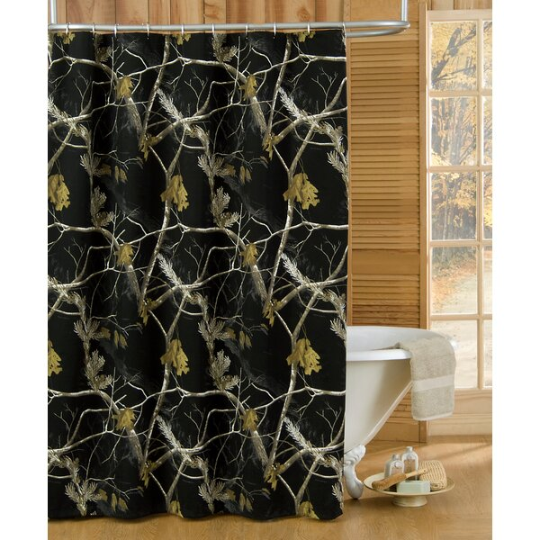 Realtree Camo Shower Curtain by Realtree Bedding