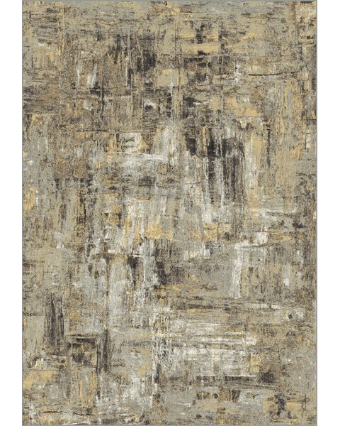 Meadows Taupe Area Rug by Williston Forge