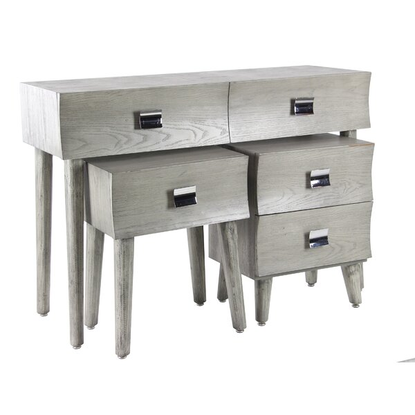 Palmore Modern Wood Accent Chest by George Oliver