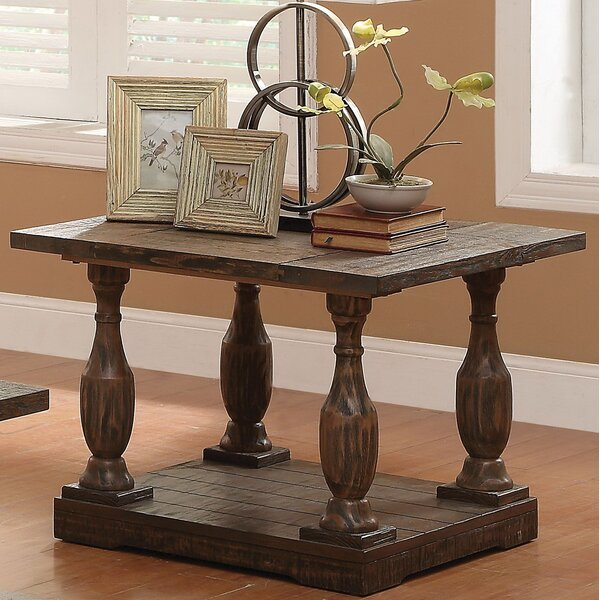 Winnifred End Table by Andrew Home Studio