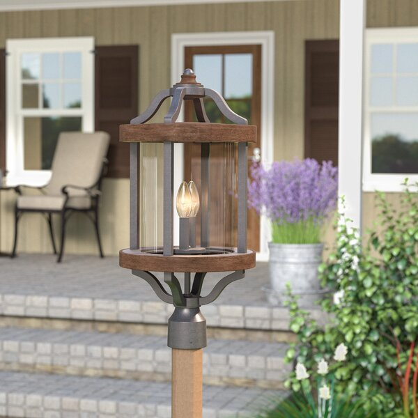 Elisabetta 2-Light Lantern Head by Laurel Foundry Modern Farmhouse