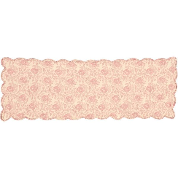 Rosalie Quilted Runner by August Grove