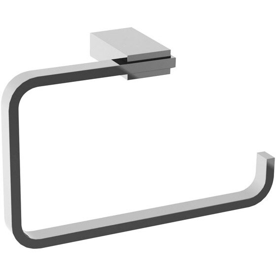 Kansas Wall Mounted Towel Ring by Gedy by Nameeks