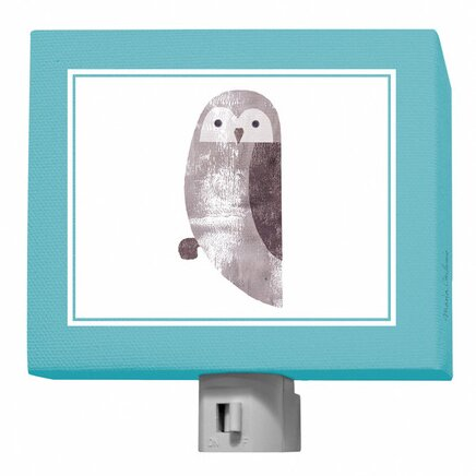 Forest Friends Owl Night Light by Oopsy Daisy