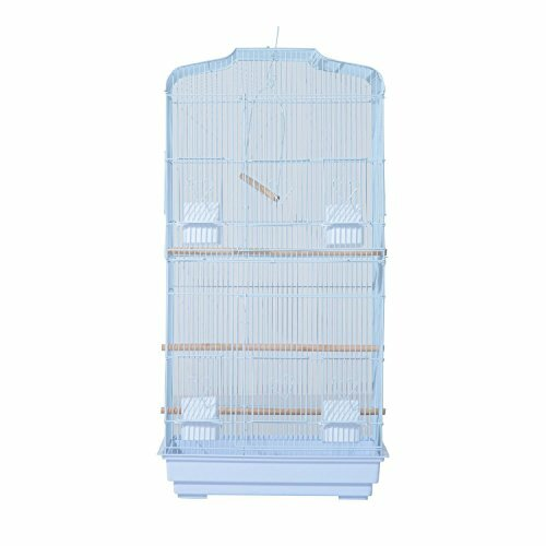 Florida Indoor Bird Cage Starter Kit with Food Acc