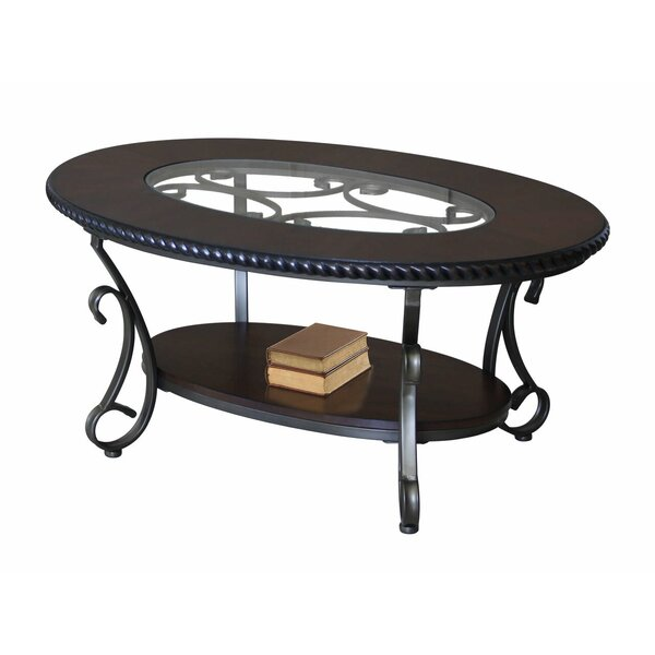 Cragin Coffee Table by Fleur De Lis Living