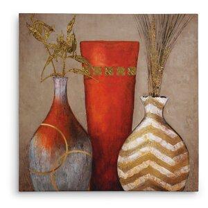 'Mia Casa a Portofino II' Graphic Art Print on Wrapped Canvas by Red Barrel Studio