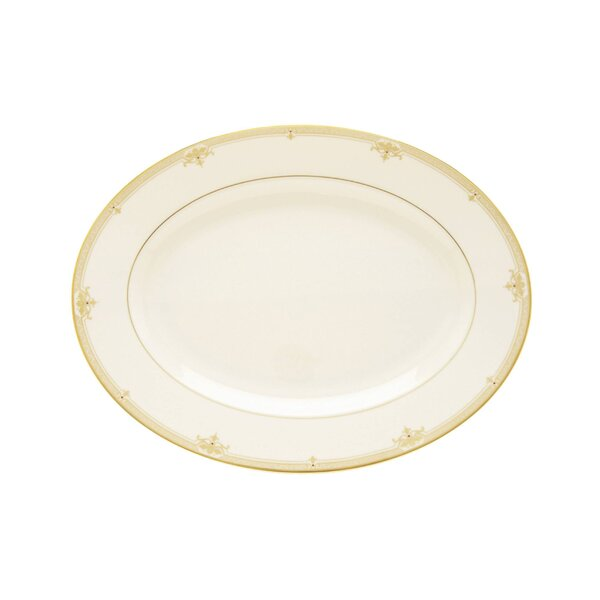 Republic Oval Platter by Lenox