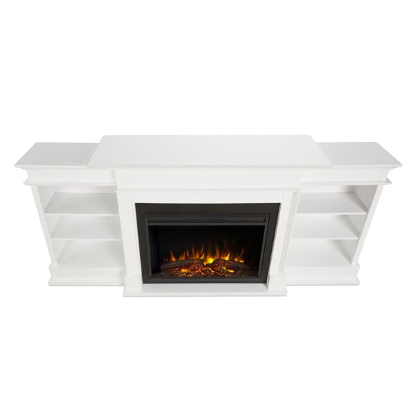 Ashton Grand Media Electric Fireplaces By Real Flame