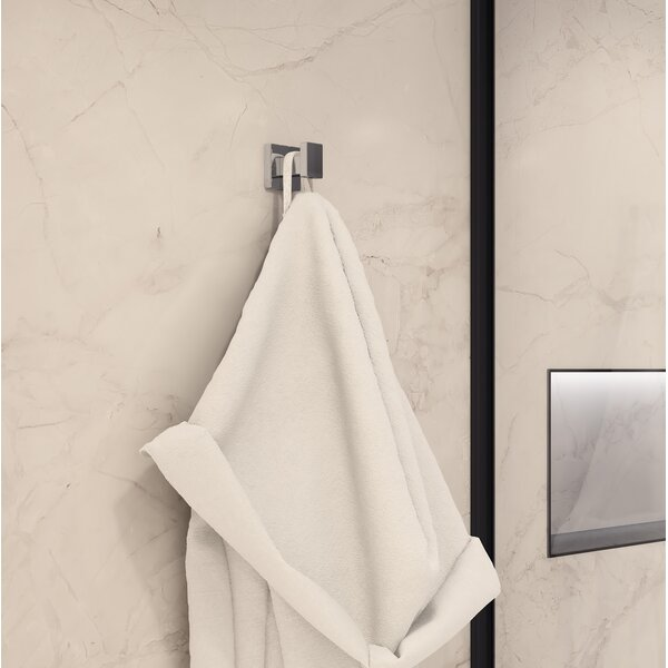 Duro Wall Mounted Robe Hook by Symmons