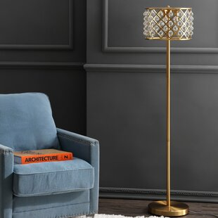 Bargain Wachter 60 Floor Lamp By House of Hampton