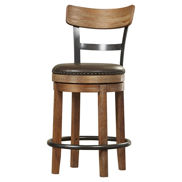 Empire 24.25 Swivel Bar Stool by Trent Austin Design