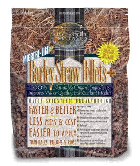 Barley Straw Pellets (Set of 12) by Ecological Laboratories