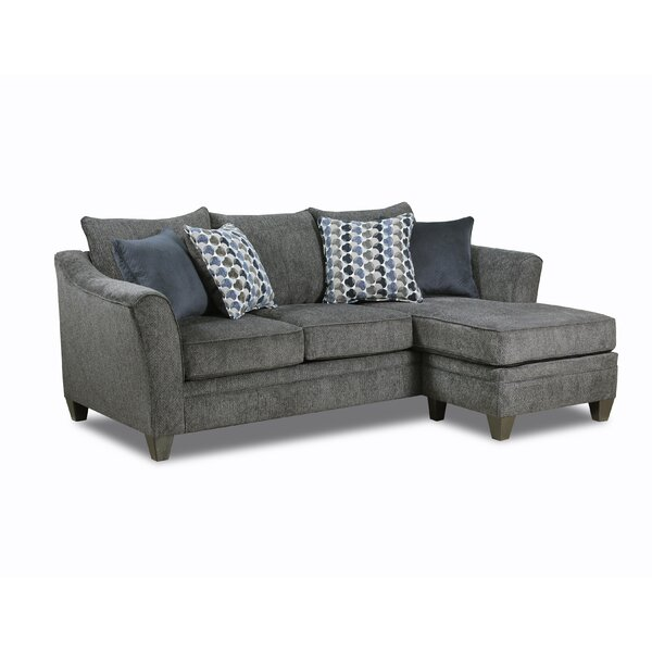 Shorey Reversible Sectional By Winston Porter Looking for