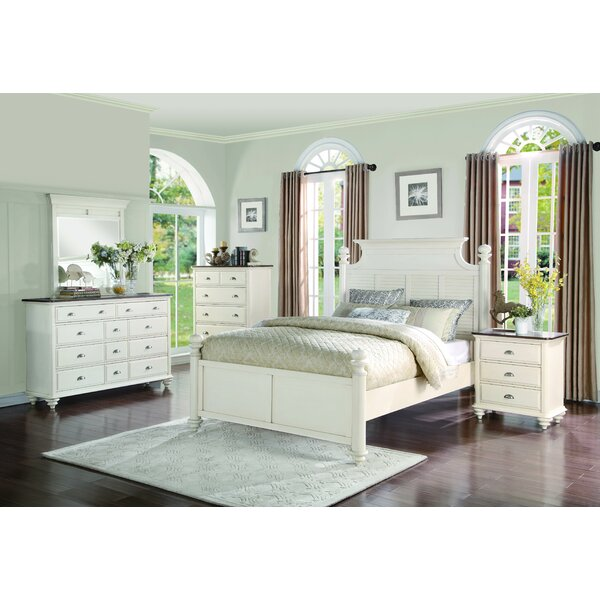 Sandhill Platform Bed by Rosecliff Heights