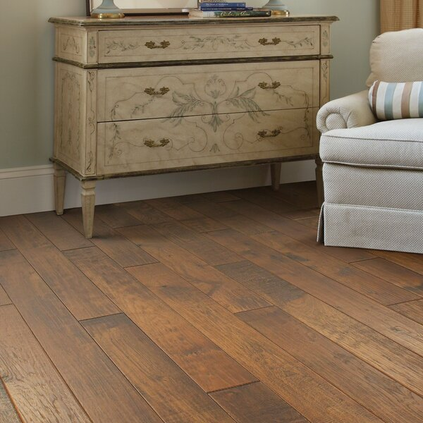 5 Solids Hickory Hardwood Flooring in Valley by Virginia Vintage