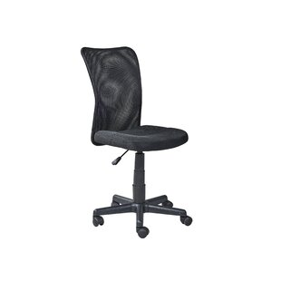 Review Adjustable Desk Chair by Brassex