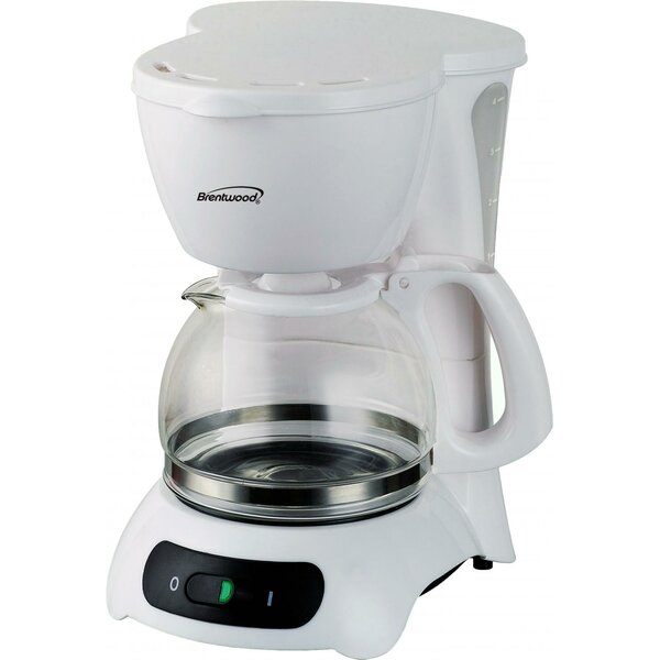 4 Cup Coffee Maker by Brentwood Appliances