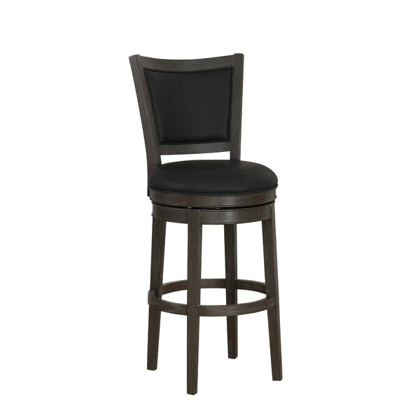 Benson 26 Swivel Bar Stool by Darby Home Co