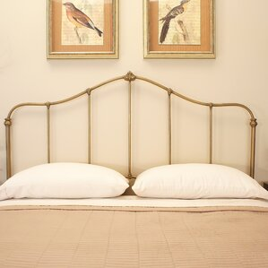 Carson Slat Headboard by Benicia Foundry and Iron Works