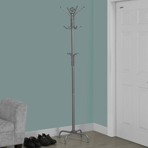 Arness Metal Coat Rack by Andover Mills