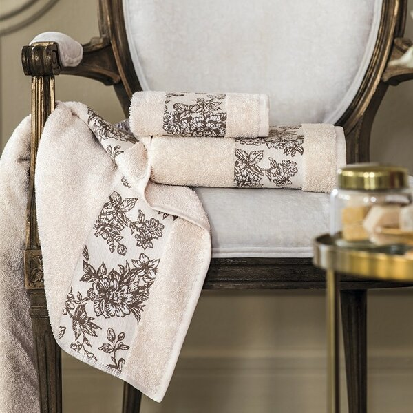 Hatherleigh Cotton Guest Towel by Charlton Home