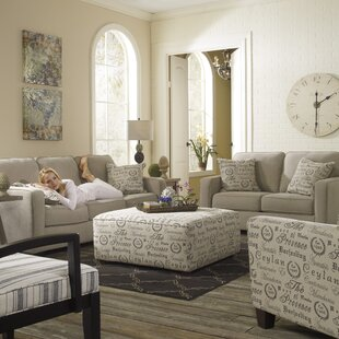 Deerpark 9 Piece Standard Living Room Set by Andover Mills™