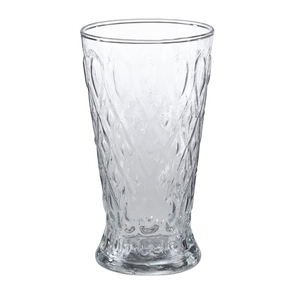 Kovac Tumbler 16 oz. Glass Pint Glass (Set of 36) by Alcott Hill