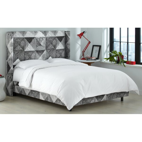 Sumpter Upholstered Standard Bed by Brayden Studio