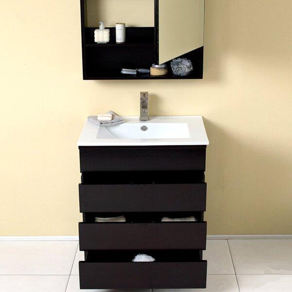 Rhee 24 Single Bathroom Vanity Set by Latitude Run