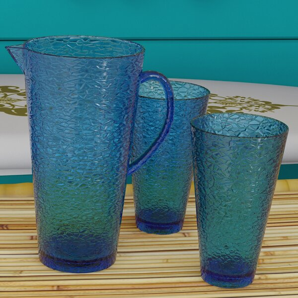 Christel 7 Piece Pitcher Set by Red Barrel Studio