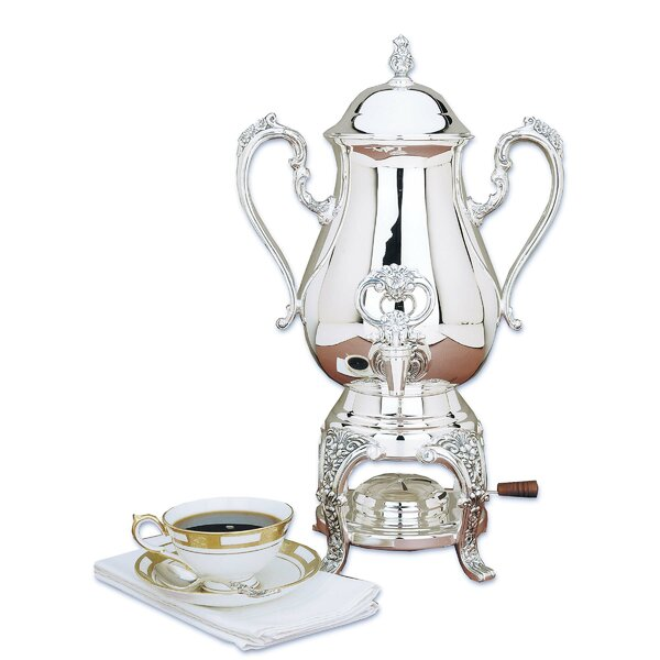 Holloware Classic Burgundy Coffee Urn by Reed & Barton