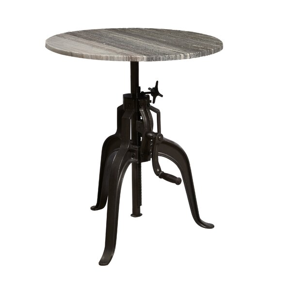 Dougan Adjustable Pub Table by 17 Stories