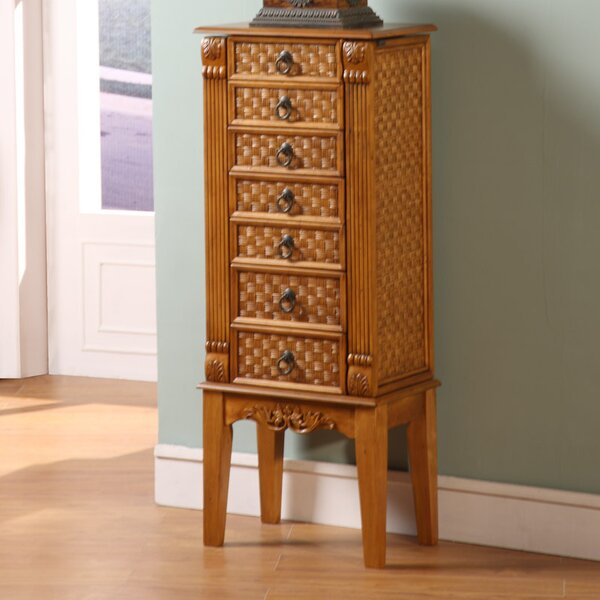 Champion Jewelry Armoire with Mirror by Wildon Home ®