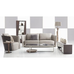 Francis Configurable Living Room Set  by Orren Ellis