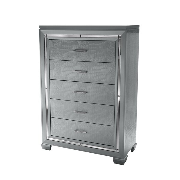 Luca 5 Drawer Dresser by Wildon Home®