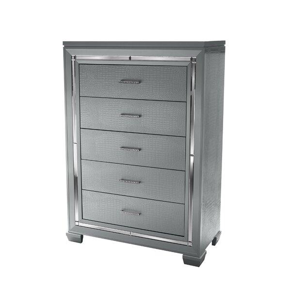 Luca 5 Drawer Dresser by Wildon Home®
