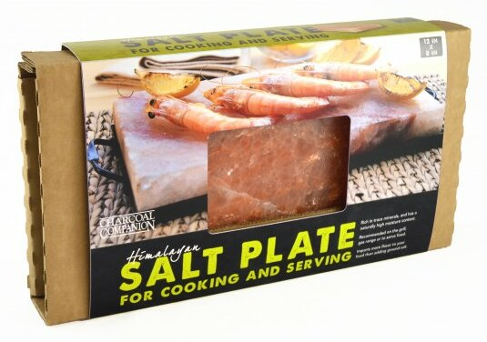 Himalayan Salt Plate by Charcoal Companion