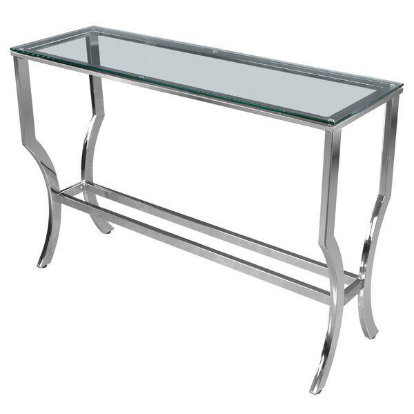 Richard Console Table by Rosdorf Park